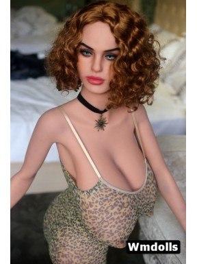 Love Doll grosse poitrine en TPE Wendy - 165cm