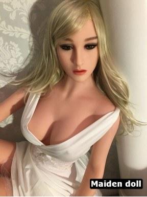 Poupée sexuelle TPE Chelsea - 148cm