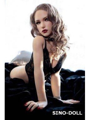 Femme Buste SinoDoll réaliste en silicone - Tessy - 55cm